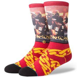Cuban Linx Raekwon Stance Socks